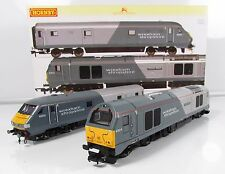 OO Gauge Hornby R2951 Wrexham & Shropshire Train Pack Cl 67 014 + DVT DCC Ready