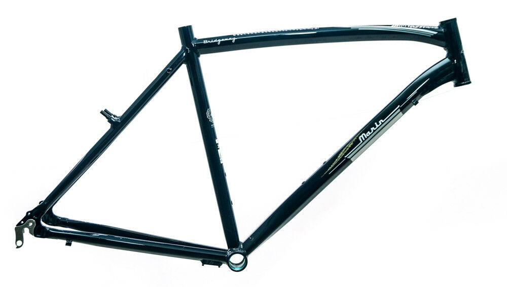 20.5  Marin Bridgeway Triple 700c Aluminum Comfort   Hybrid Bike Frame bluee NEW