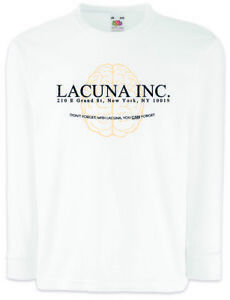 Kleidung & Accessoires Lacuna Inc Kinder Langarm T-shirt Eternal Sunshine Of The Logo Spotless Mind Strukturelle Behinderungen