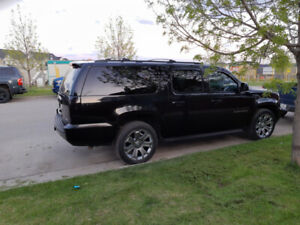 Beautiful Chevy suburban for sale