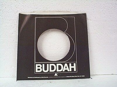 Music Trustful 1-buddah Record Company 45's Sleeves Lot #52-h Catalogues Will Be Sent Upon Request