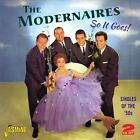 So It Goes! Singles of the '50s * by The Modernaires (CD, Feb-2013, 2 Discs, Jasmine Records)