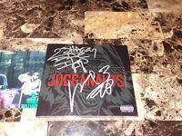 Insane Clown Posse Rare Authentic Hand Signed Cd Detroit Best Of Icp Coa + Photo