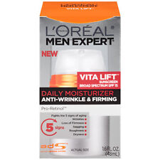LOreal Paris Skin Care Men Expert Vita Lift Anti Wrinkle Face Moisturizer SPF 15