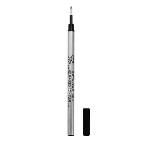 Lot Duke Black Ink Roller Ball Pen Refills Medium 0.5mm Nib Point School Student