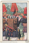 Grenadier musician Prussia 1870 Deutsches Heer Germany Uniform IMAGE CARD 30s