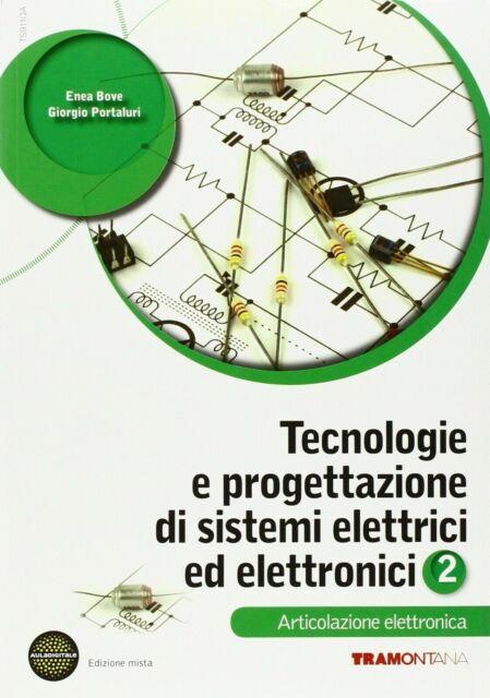 TECNOLOGIE E PROGETTAZIONE DI SISTEMI ELETTRICI VOL.2 TRAMONTANA 9788823336575