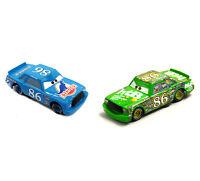 Disney Pixar Movie Cars Diecast Vehicle # 86 Chick Hicks Dinoco Toy Car Loose