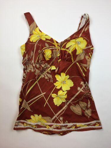 Vintage 70's Robby Len Women's One Piece Swimsuit