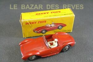 DINKY-TOYS-FRANCE-MASERATI-2000-REF-22-A-Boite-orange