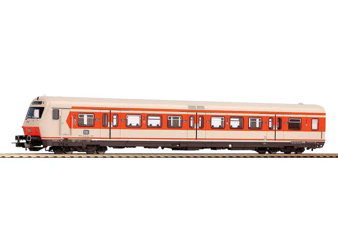 Piko 58501 S-Bahn X-auto auto de Impuestos Clase 2. de la DB nuevo con embalaje original