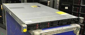 HP DL360p Gen8 G8 2x E5-2650L v2 1.70Ghz 10-Core XEON 64GB RAM 4x 300GB 10K SAS