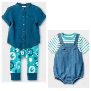 Infant Boys 2-Piece Outfit ~ Cat /& Jack ~ 557377 or 557303