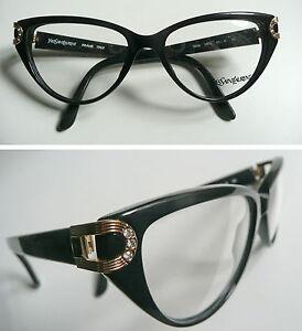 disponibile 2019 professionista completo nelle specifiche Details about Yves Saint Laurent 5006 montatura per occhiali vintage frame  anni '90 NOS