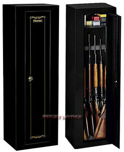 Stack-On 10 Gun Steel Security Cabinet Rifles Shotguns Storage ...