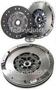 LUK-Double-Masse-Volant-DMF-et-Complet-Embrayage-Kit-Pour-BMW-Serie-3-330-D-240-mm