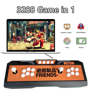 Double-players 2020 Newest Version Pandora's Box 9H 3288 Games 2D/3D video game