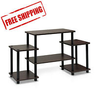Tv Stands Furniture Home Theater Entertainment Center Console Table Wood Media