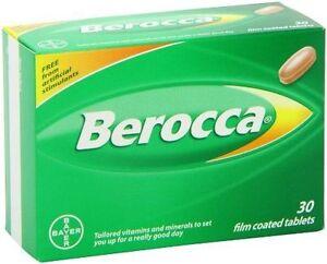 Berocca-Plus-30-compresse-Vitamine-del-gruppo-B