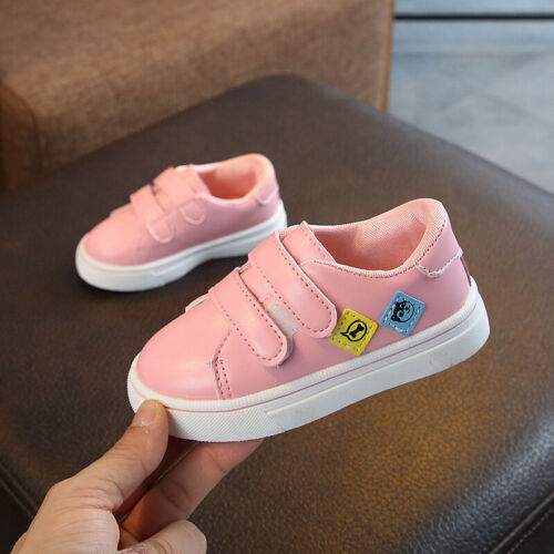 New Fashion Baby Casual Sneakers Kids Students Shoes Toddler Unisex Flats