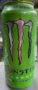 NEW-MONSTER-ENERGY-ULTRA-PARADISE-DRINK-16-FL-OZ-FULL-CAN-ZERO-SUGAR-amp-CALORIES
