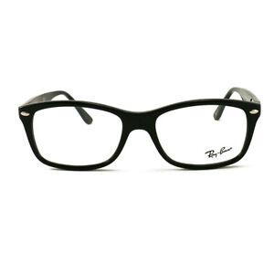 af91942c35a Image is loading Ray-Ban-Eyeglasses-RB-5228-2000-Black-53-