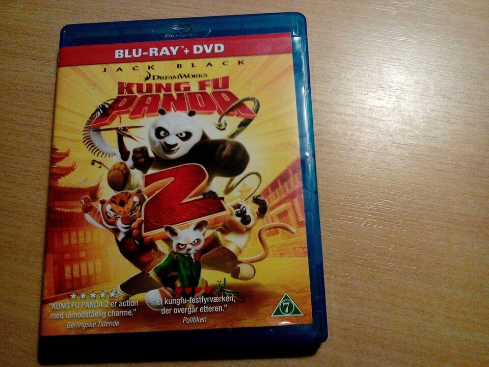 Kung fu panda 2, Blu-ray, andet
