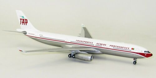 INFLIGHT 200 IF333TAP001 1//200 TAP PORTUGAL AIRBUS A330-300 CS-TOV RETRO W//STAND