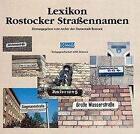 Lexikon Rostocker Strassennamen (1995, Taschenbuch)