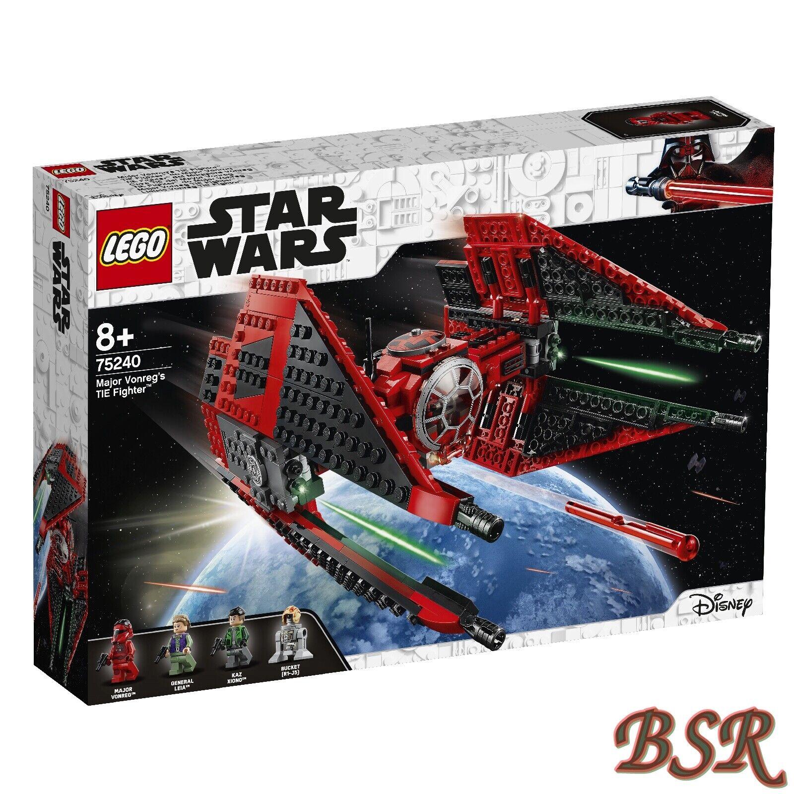 LEGO® Star Wars™  75240 Major Vonreg's TIE Fighter™ & 0.- Versand & NEU & OVP