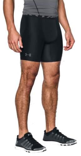Under Armour® Herren Unterhose Kompressions-Shorts UA HeatGear® Amour schwarz