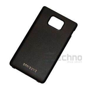 Black-Battery-Back-Cover-For-Samsung-Galaxy-S2-I9100-Original-Part