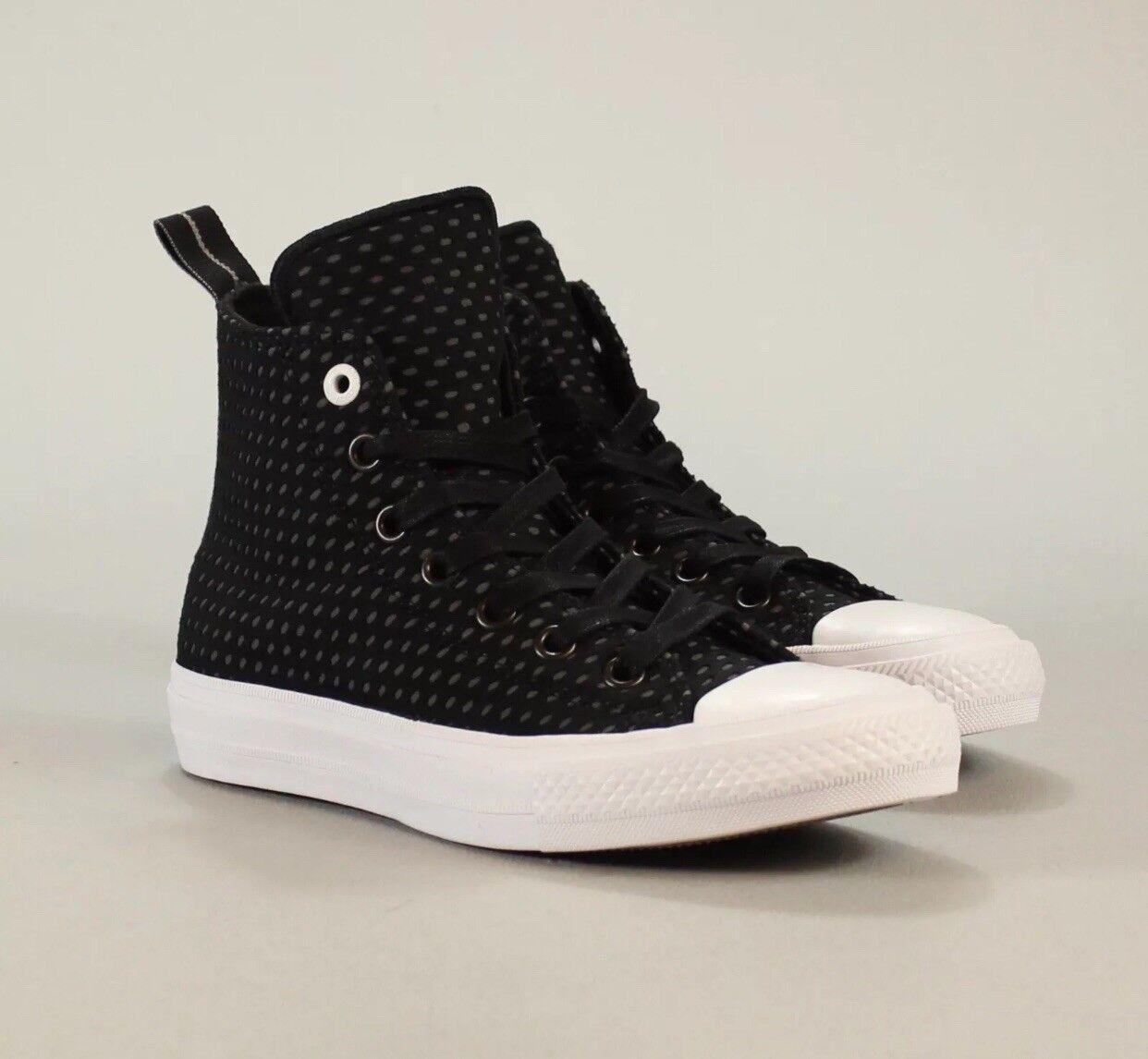 Converse Converse Converse negro trueno blancoo Talla UK 7 b31a58