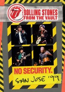 NEW-The-Rolling-Stones-From-the-Vault-No-Security-San-Jose-1999-DVD