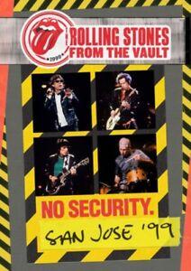 Nuovo-The-Rolling-Stones-Dal-Vault-No-Sicurezza-San-Jose-1999-DVD