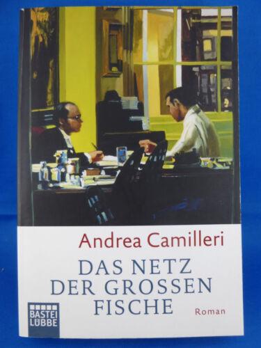 1 von 1 - Das Netz der großen Fische von Andrea Camilleri (2012, Taschenbuch)