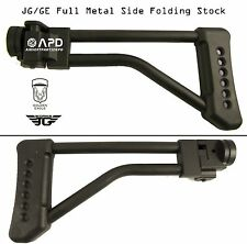 JG-M-Full-Metal-Side-Folding-Shoulder-Stock-Airsoft-AEG-Golden-Eagle-GE