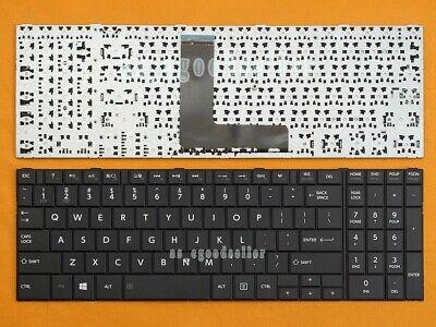 TOSHIBA Satellite C55-B C55T-B5109 C55T-B5110 EN Laptop Keyboard