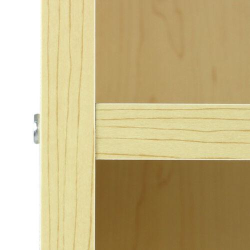 Magasin maple les commerces au détail affichage armoire de rangement jusqu/' à bloquer A1200