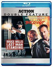 LAST BOY SCOUT /  LAST MAN STANDING - Blu Ray - Sealed Region free for UK