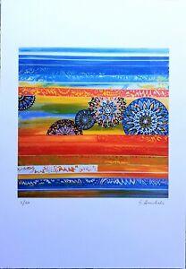 Silvano-Annibali-Grafica-d-039-autore-originale-numerata-e-firmata