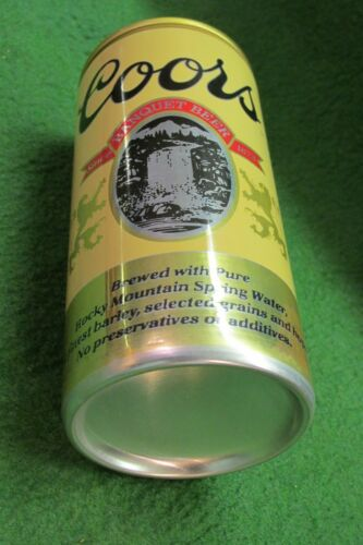 NOS COORS BEER CAN BANK