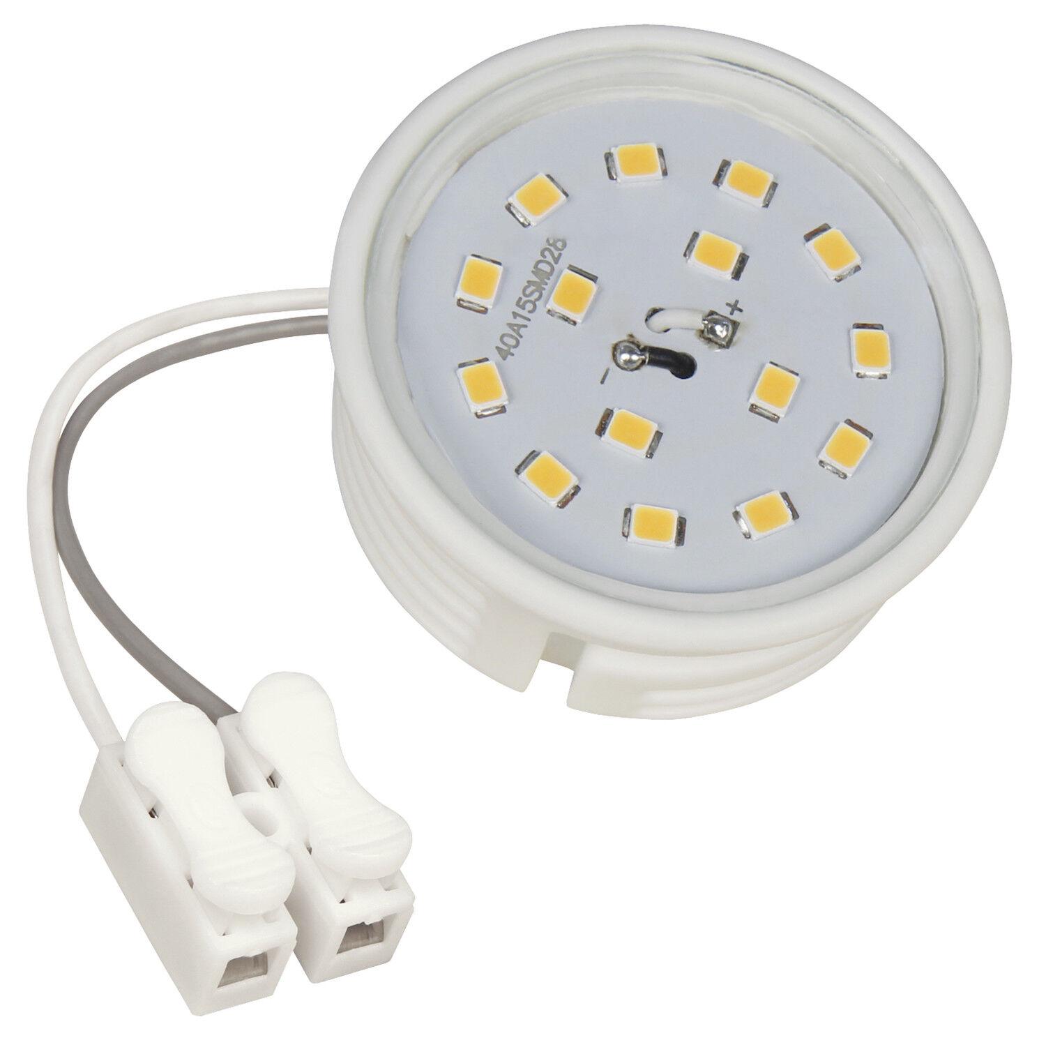 SMD LED Modul   5Watt   Dimmbar   400 Lumen   230Volt   Einbautiefe nur 20mm