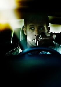DRIVE-Movie-PHOTO-Print-POSTER-Film-2011-Ryan-Gosling-Textless-Glossy-Art-001