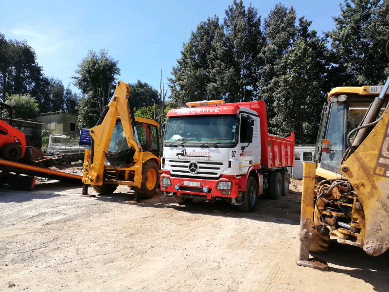 Plant Hire in Hillcrest