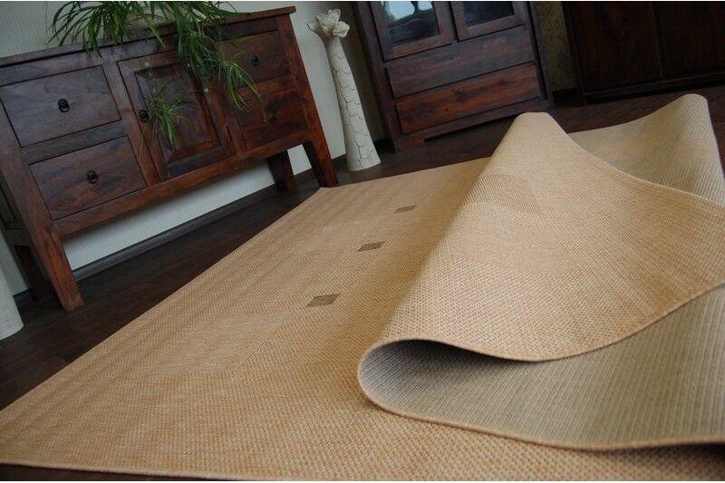 MODERNE MODERNE MODERNE NATÜRLICHE SISAL Teppich  FLOORLUX  PLATZ Praktisch Einfach zu säubern c8a545