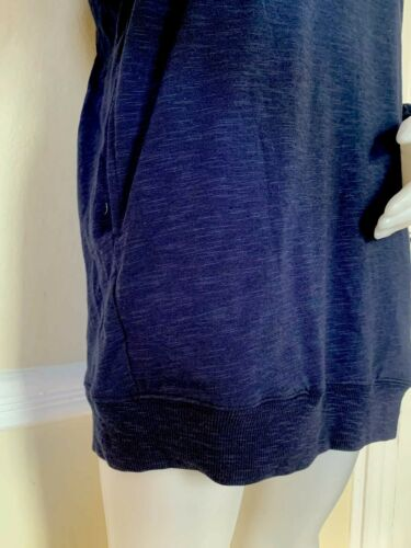Gap Graphic Sweatshirt Dress Sleepwear Love By GapBody Dresses M.Blue $50 NWT