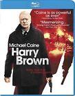 Harry Brown 0043396357594 With Iain Glen Blu-ray Region a