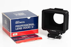 Zenza Bronica GS-1 Professional Lens Hood G *NEW OLD STOCK*