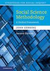 Social Science Methodology: A Unified Framework by John Gerring (Paperback, 2011)